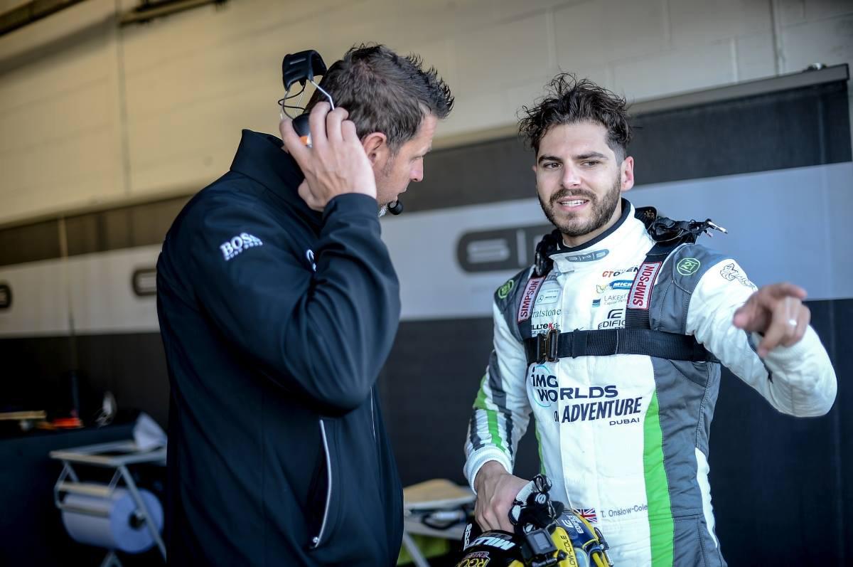 Motorsport Team Coach Markus Röhrich