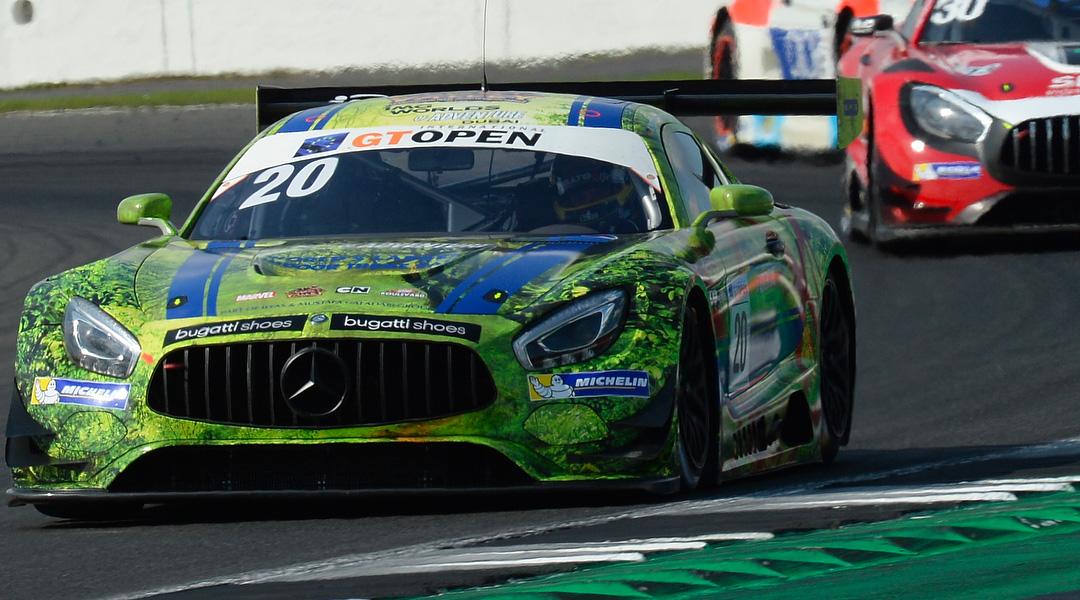 International GT Open Silverstone 2017