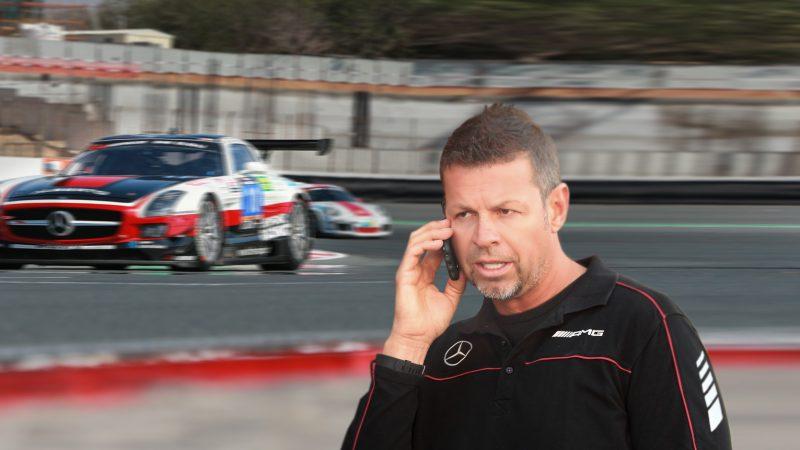 Markus Röhrich Motorsport Team Coach