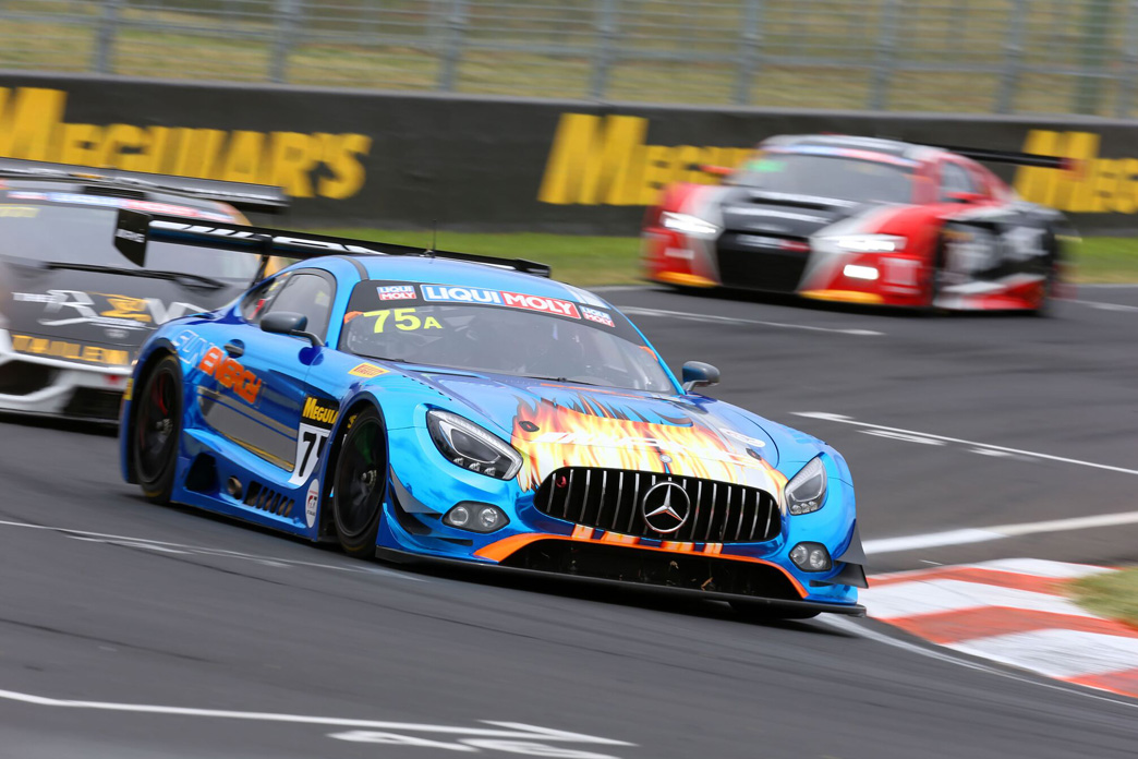 Mercedes AMG SunEnergy1 Racing 2018