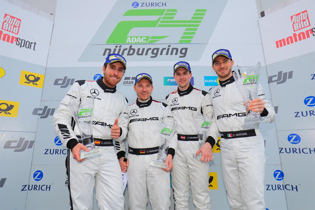ADAC Zurich 24h Qualifikationsrennen Nürburgring