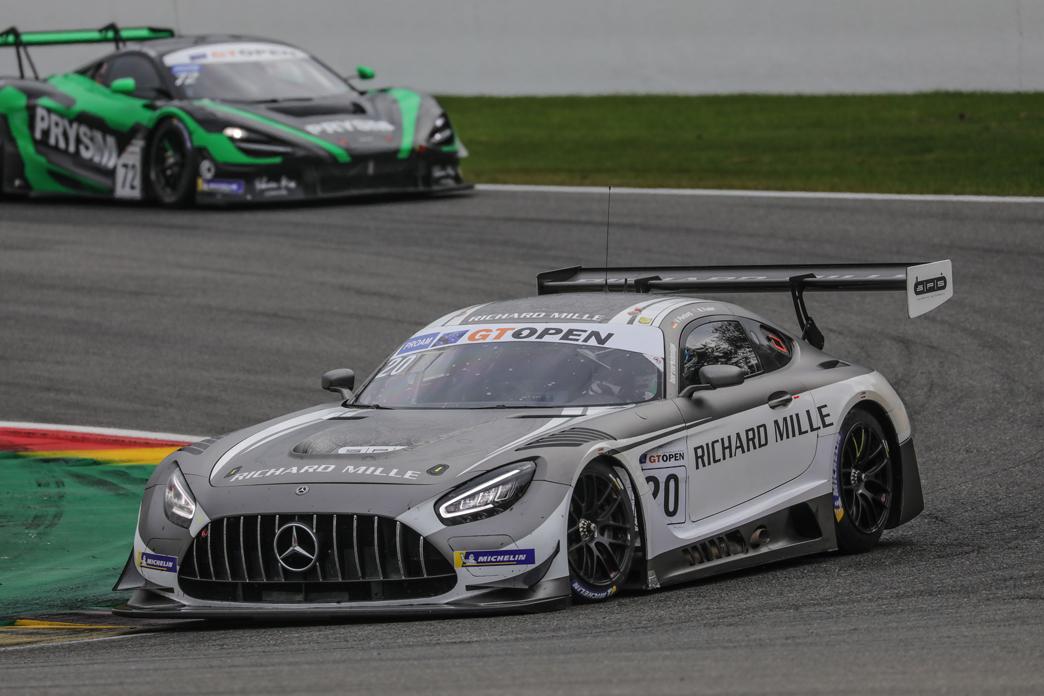 Markus Röhrich International GT Open Spa 2020